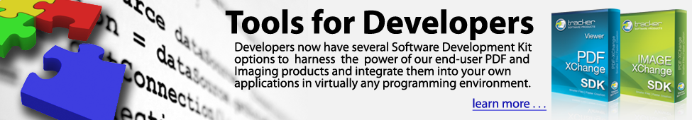 Software Development Kits